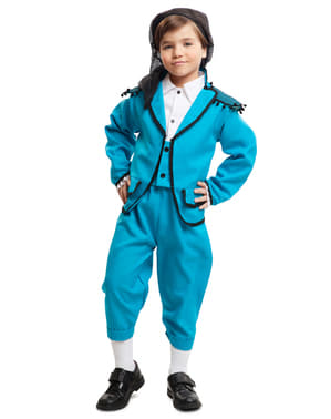 Costume da spagnolo d'epoca per bambino