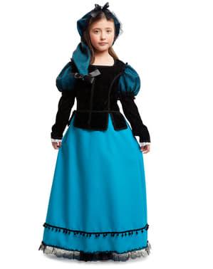 Costume da spagnola d'epoca per bambina
