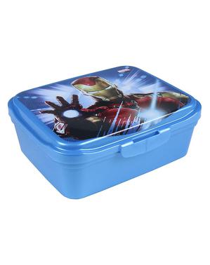 Lunch box The Avengers con accessori - Marvel