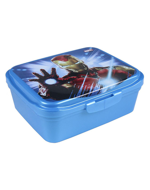 The Avengers Lunchbox with Accessories - Marvel