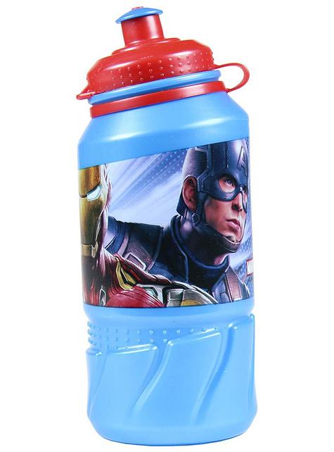 Portameriendas Los vengadores con accesorios - Marvel