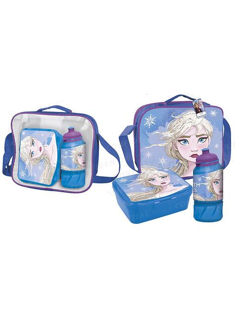 Elsa Frozen 2 Lunchbox with Accessories - Disney