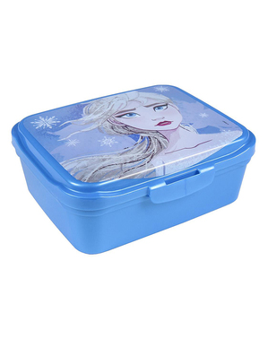 אלזה קפואים 2 קופסת האוכל עם אביזרים - דיסני