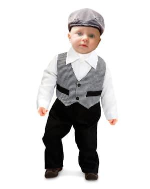 Disfraz de chulapo para bebé