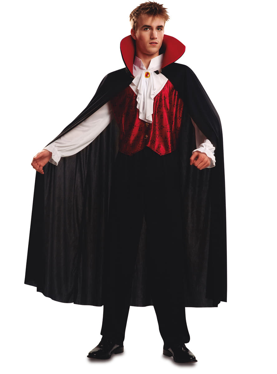 Costumi vampiro e vampira. Sangue fresco!  91a37aca096d