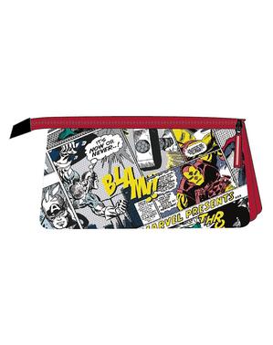 Piórnik 3-komorowy Marvel