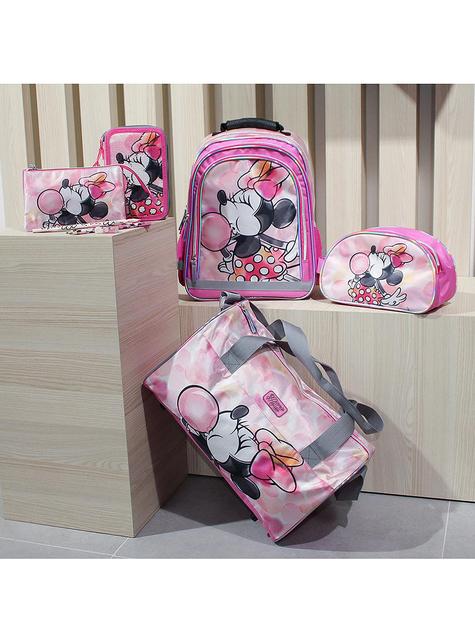 Piórnik 3-komorowy Myszka Minnie - Disney