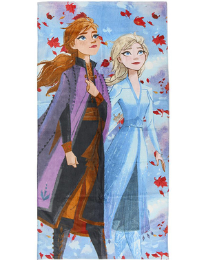 Frozen 2 Towel for Girls - Disney