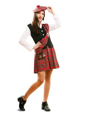 Costume scozzese per donna