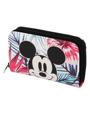 Cartera Mickey Mouse tropical - Disney