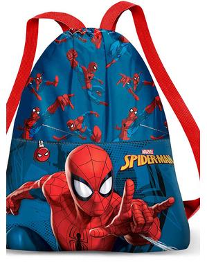Mochila saco de Homem-Aranha - Marvel