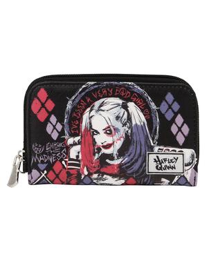 Carteira de Harley Quinn