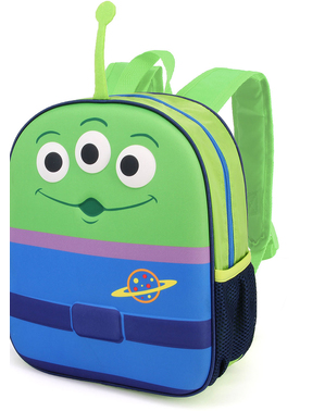 Mochila de Toy Story Alien - Disney