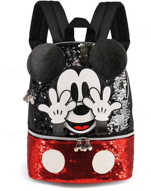 Mickey Mouse Paliet Rygsæk - Disney