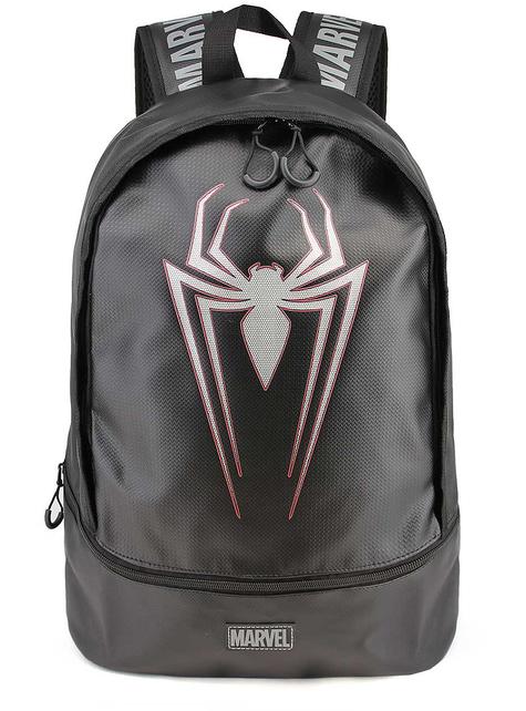 Mochila de Spiderman negra - Marvel