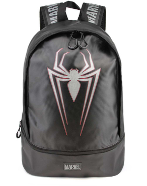 Spiderman Backpack in Black - Marvel