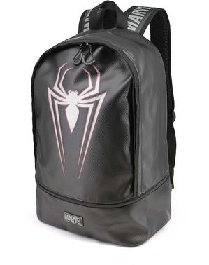 Spiderman ryggsäck i svart - Marvel