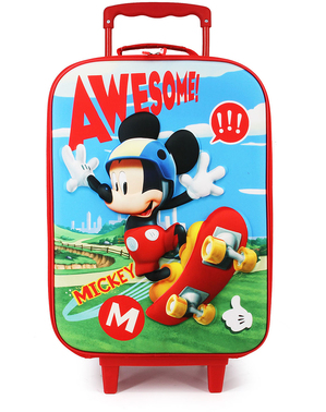 Mickey Mouse Suitcase - Disney