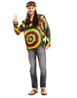 Pánský kostým hippie z Jamajky