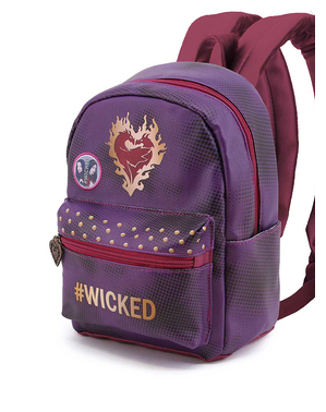 The Descendants Burgundy Backpack