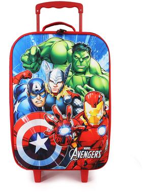 The Avengers Matkalaukku Lapsille - Marvel