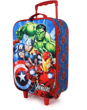 マーベル - 子供のためのアベンジャーズスーツケース