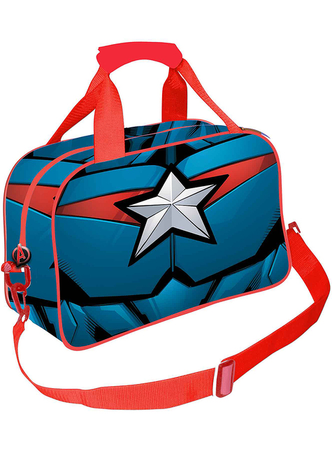 Torba sportowa Kapitan Ameryka - Avengers