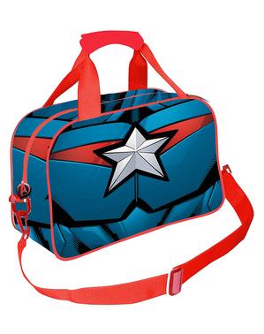 Капитан Америка спортивная сумка - Мстители