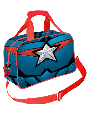 キャプテンアメリカスポーツバッグ - アベンジャーズ