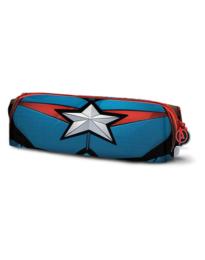 Estojo de Capitão América - Os Vingadores