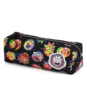 Rick & Morty Pencil Case