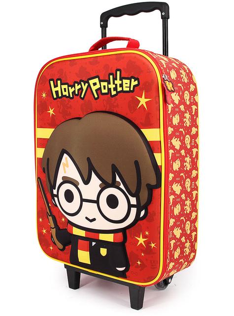 Maleta 3D Harry Potter infantil