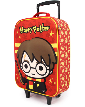 3D Χάρι Πότερ βαλίτσα για παιδιά