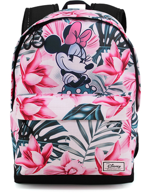 Mochila Minnie Mouse tropical - Disney