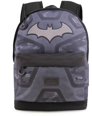 Niebieski plecak Batman