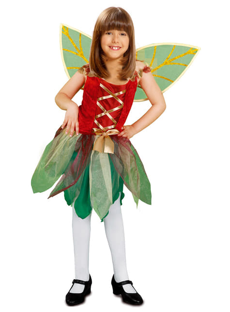 Girl's Magical Fairy Costume