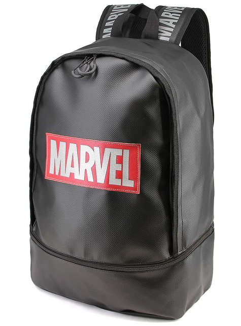 Mochila de Marvel negra