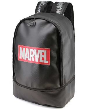 Marvel Backpack в черно