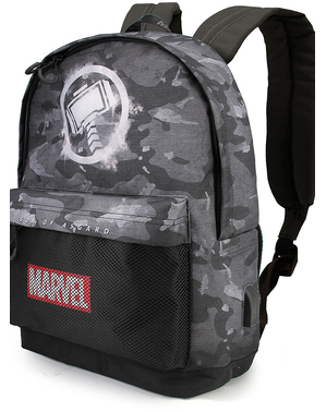Thor Camouflage Backpack - The Avengers