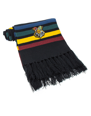 Cachecol Hogwarts - Harry Potter