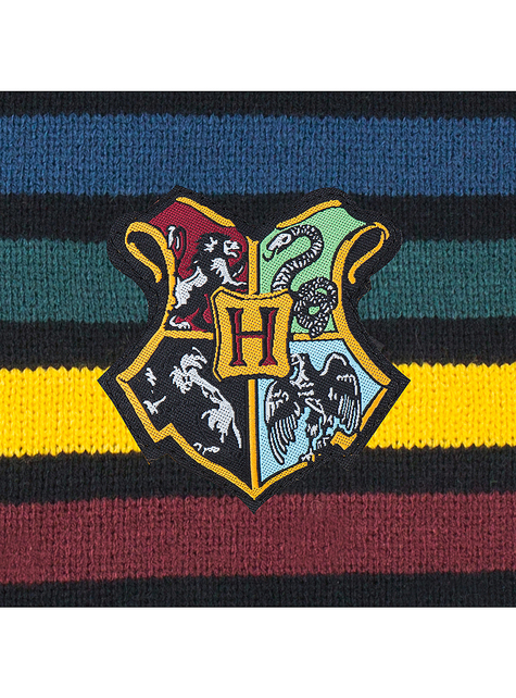 Bufanda Hogwarts - Harry Potter