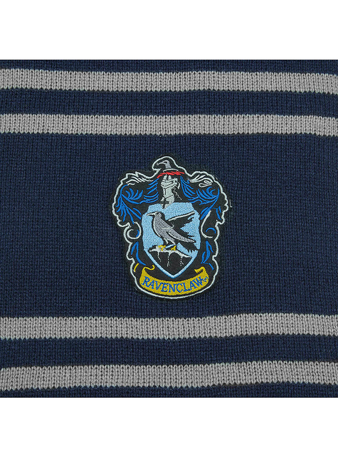 Bufanda Ravenclaw deluxe - Harry Potter