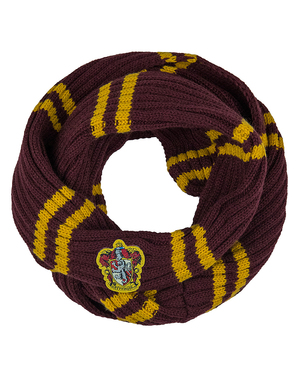 Gryffindor Infinity Scarf - Harry Potter