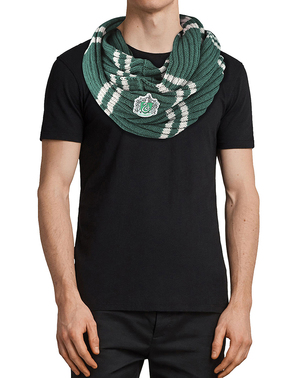 Slytherin Infinity Scarf - Harry Potter