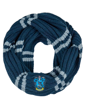 Ravenclaw Infinity Scarf - Harry Potter