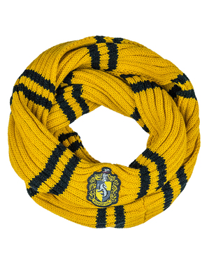 Cuello Hufflepuff - Harry Potter
