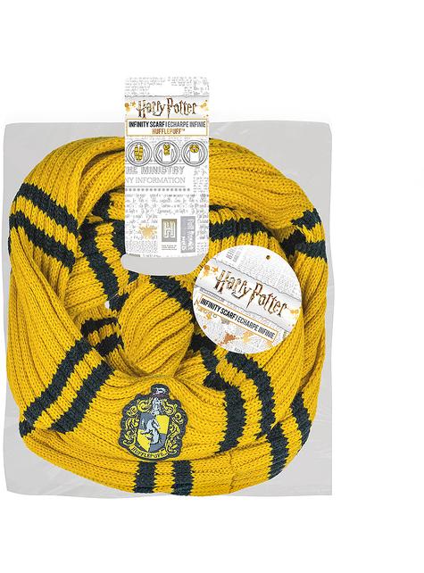 Cuello Hufflepuff - Harry Potter