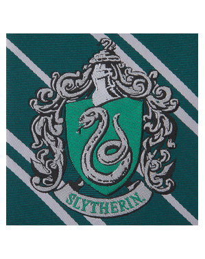 Corbata Slytherin - Harry Potter