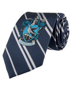 Gravata Ravenclaw - Harry Potter