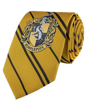 Krawat Hufflepuff - Harry Potter